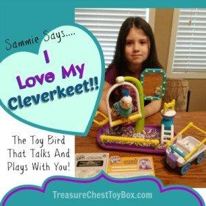Cleverkeet Little Live Pets toy