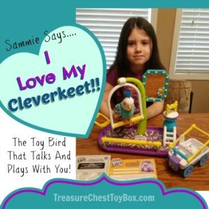 Cleverkeet Little Live Pets toy