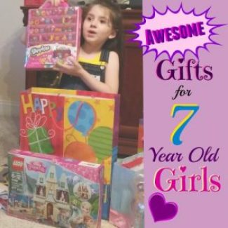 Awesome Gifts For 7 Year Old Girls