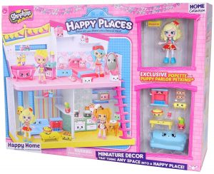 Shopkins Happy Places Happy Home Play Set