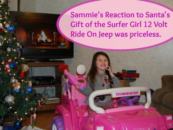 Best 12 Volt Ride Toy Girls - Surfer Girl Jeep