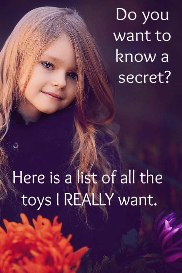 Toys Gifts Six Year Old Girls really want
