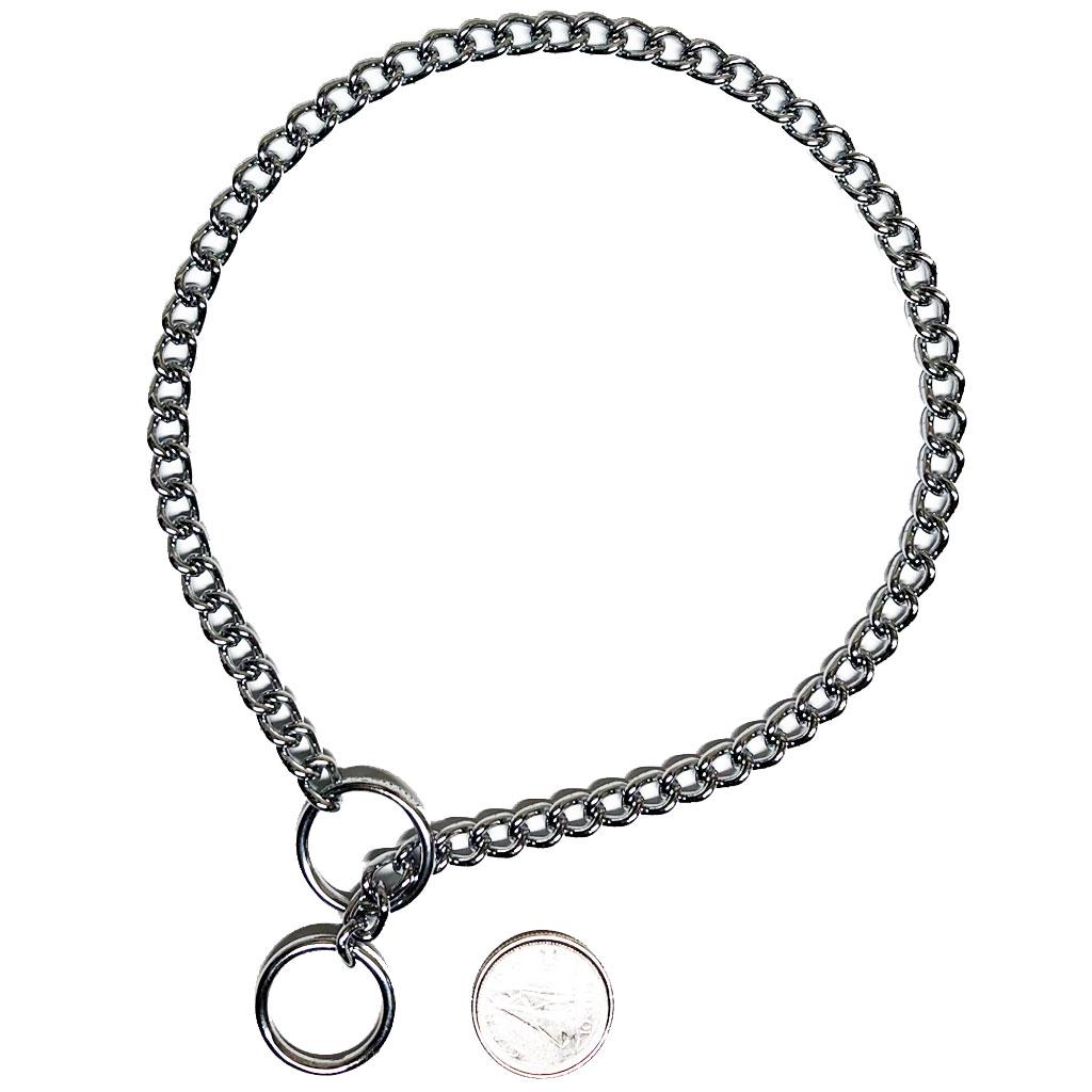 Show Chain Collars Jewller's Link 1.5mm - Fine