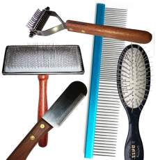 Combs,Rakes, Stripping Knives & Undercoat Removers
