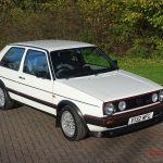 1989 Volkswagen Golf Gti Mk2 Classic Cars For Sale Treasured Cars