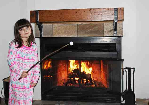 Hyatt Carmel Highlands fireplace
