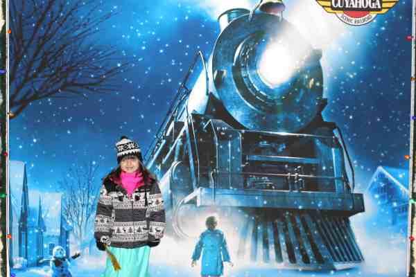 Polar Express welcome