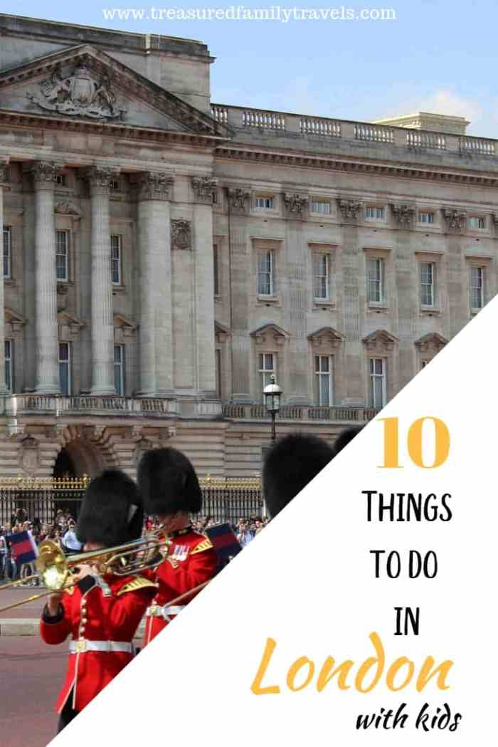 Museums, history, monuments and shopping!  London has it all, plus more. Here are the 10 best things to do with kids in London.