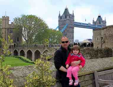 Things to do in London with kids - The Tower Bridge