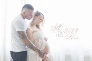 Hamilton Maternity Session