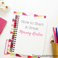 How To Start A Great Morning Routine