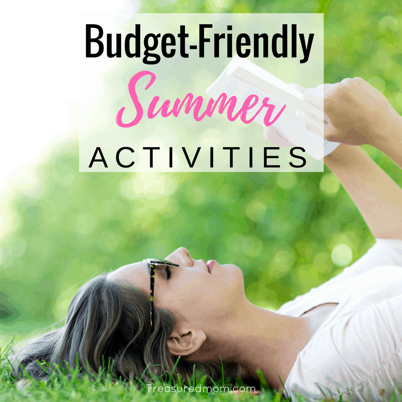 Summertime can be expensive, but these are some awesome ideas for Cheap Summer Activities to help you stay on budget.
