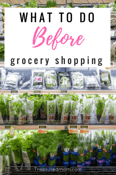 Have you ever made a plan about what to do before grocery shopping? Check here to make a plan before grocery shopping. Find great grocery shopping tips.