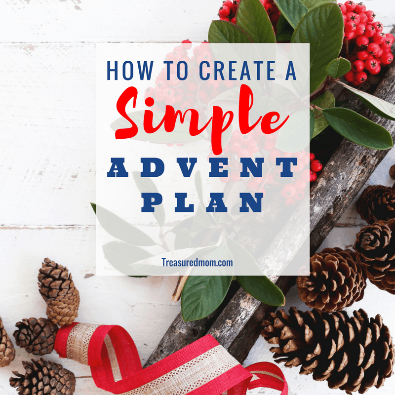 Create a simple advent plan in just a few steps. Make your Advent season exciting and meaningful with these ideas for a Simple Advent Plan or Christmas Countdown.