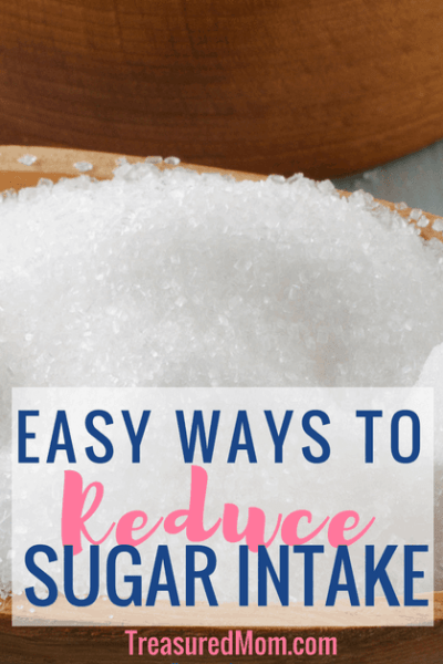 If you're looking for ideas on how to reduce your sugar intake, you can find it here. There are lots of good tips and ideas in this article. 7 Easy Tips