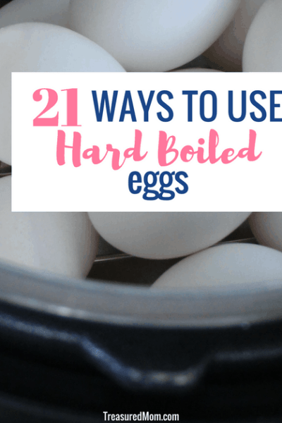21 Ways to Use Instant Pot Hard Boiled Eggs