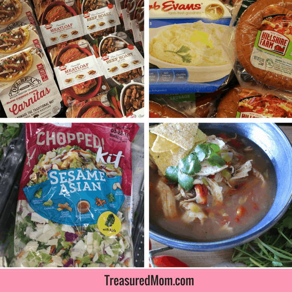 Easy Road Trip Meals for Families, dinner