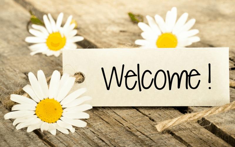 Welcome to Treasured Mom Community, daisies