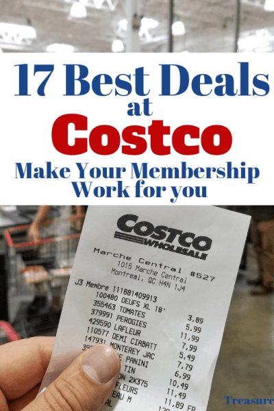 costco receipt for things to buy and not buy at costco