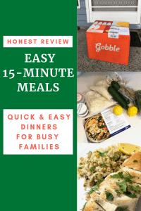 Honest Gobble Review