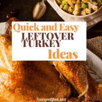 6 Quick and Easy Leftover Turkey Recipes
