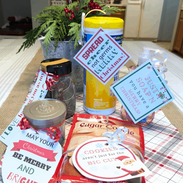 5 Teacher Gifts under $5 each with Free Printable gift tags