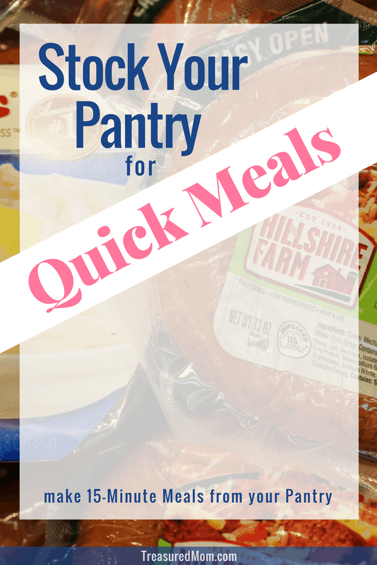 You've got to learn how to stock your pantry for quick meals if you ever want to stop eating out.  It's possible to make fast meals at home if you keep the right ingredients in your pantry.  You'll be surprised how much more you'll eat dinner at home this way.