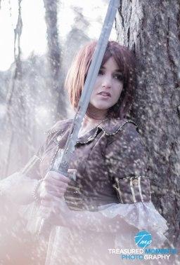 Pirate Samurai Snow Princess (Tina Linda)