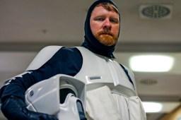 Stolzer Stormtrooper