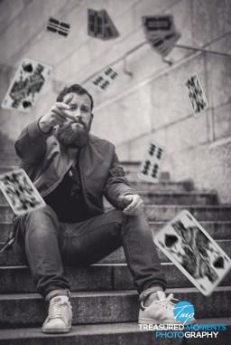 The Gambler (Model: Daniel)