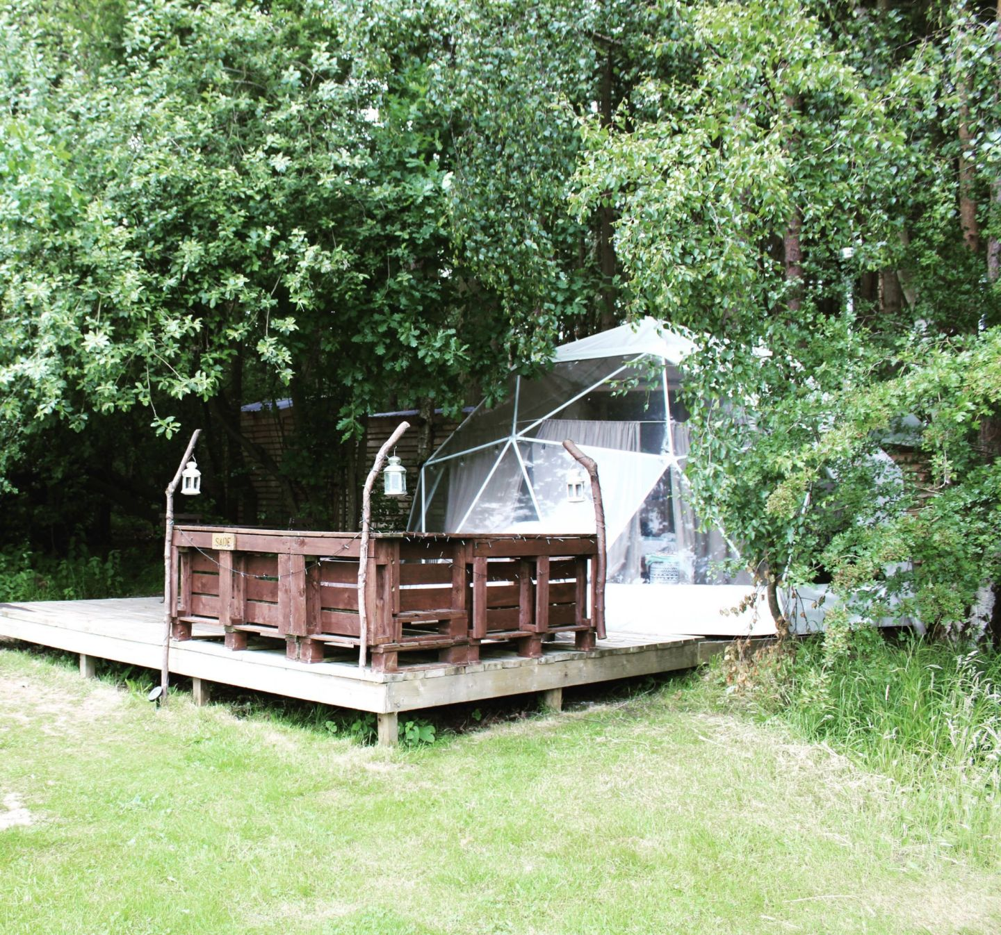 Getting Away From It All on a Glamping Trip to Camp Katur in Yorkshire