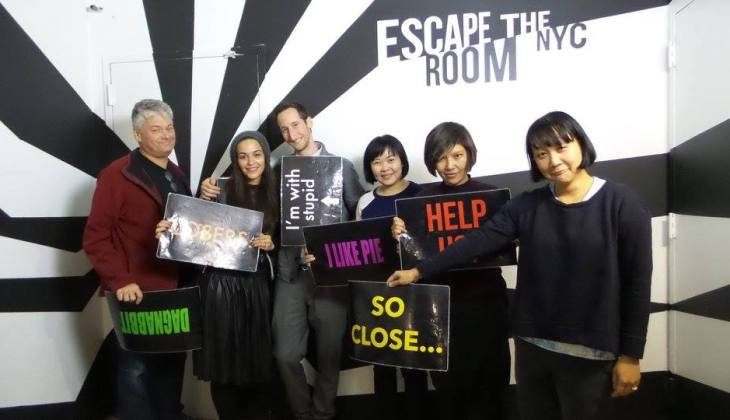 Escape Rooms At Any Meeting