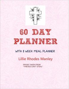 60 Day Planner with 8 Week Meal Planner
