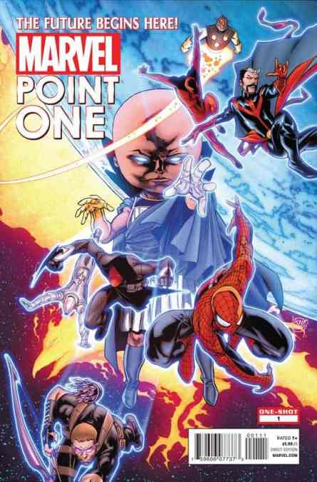 Marvel Point One for $3!?!