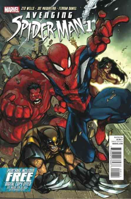 Wednesday Morning Comic Books! 9 Nov!