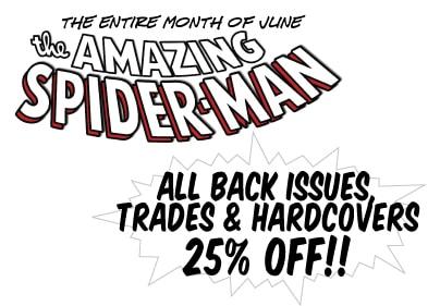Summer Movie Sale #2: All June SPIDER-MAN Sale!