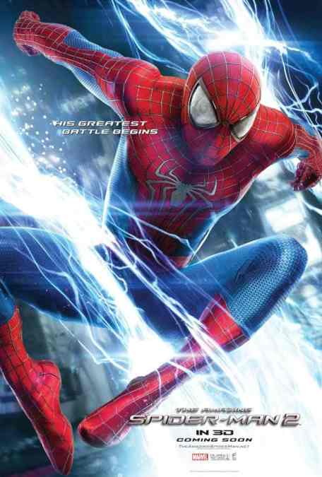 Midnight Movie #2: The Amazing Spider-Man 2 (Thurs, 1 May)