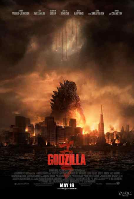 Midnight Movie #3: Godzilla (Thurs, 15 May)