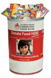 Fall Food Drive 2017 (18 Oct – 17 Dec)