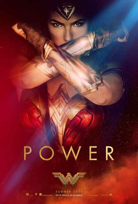 Midnight Movie! Wonder Woman! THURS 1 June @ 10.15P AMC