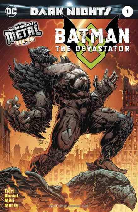 Wednesday Morning Comic Books! 1 November