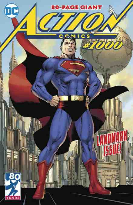 Action Comics #1000 is here! Wednesday Morning Comic Books! 18 April