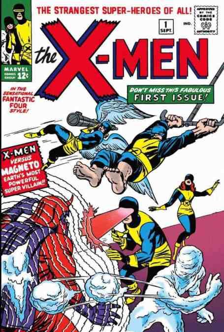 """Treasury of Comics #1: """"To Me, My X-Men!"""""""