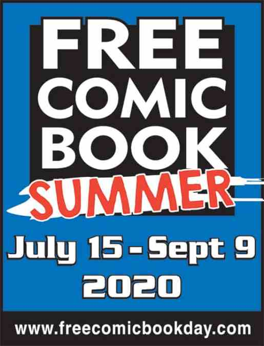 FREE COMIC BOOK DAY is dead! Long live FREE COMIC BOOK SUMMER!