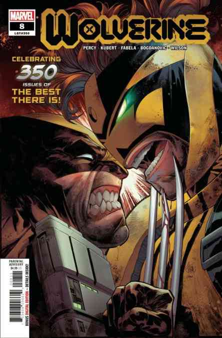New This Week: WOLVERINE gets his 350th and MORE!