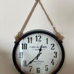 Cafe de Paris Clock