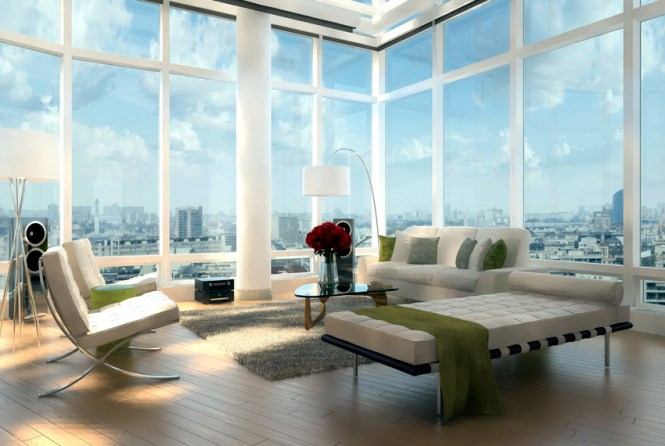 All About Luxury Apartments