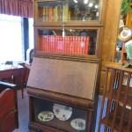 Rare Macey Fall Front Desk Treasure Potts