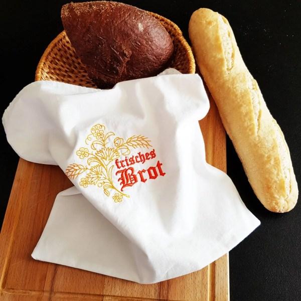 Brotbeutel, Stoffbeutel