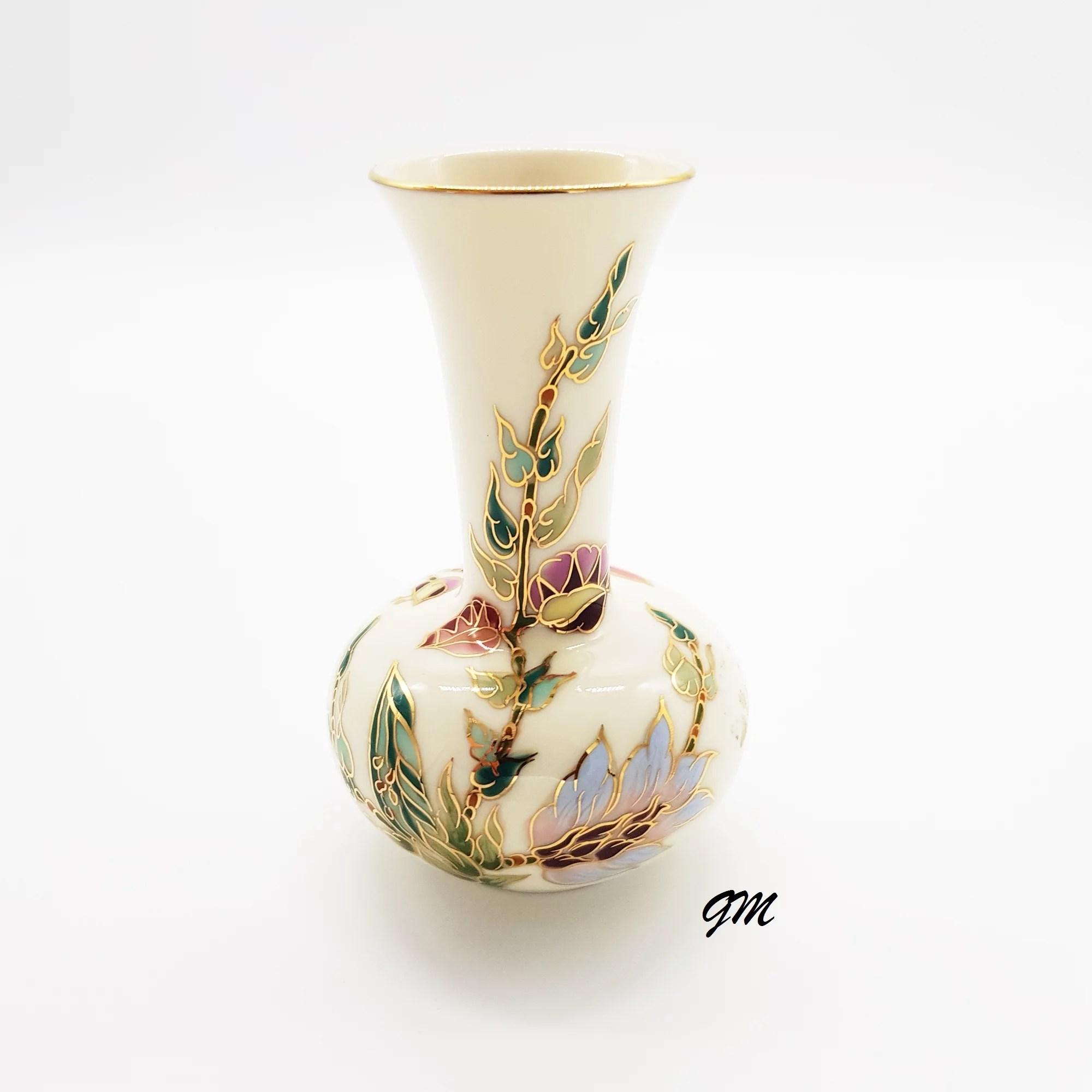 Zsolnay 114 Vase